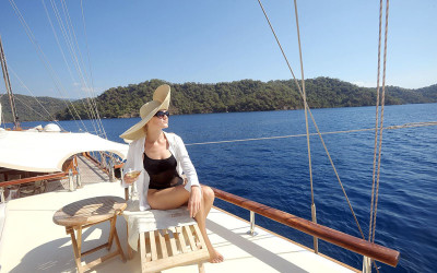 Yachting in Turkey